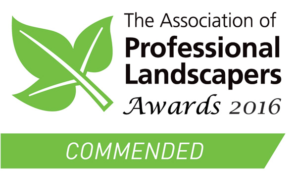 Association of Professional Landscapers Awards 2016 Category Commended 2016