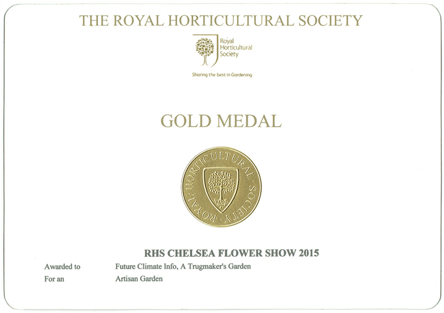RHS-2015-gold-medal-award